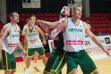 J. Kazlausko nuomonė: netrykštame noru žaisti su makedonais (interviu)