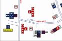 Iki rugsėjo bus draudžiamas eismas Bokšto gatvės dalyje