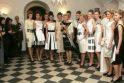 Audronės Bunikienės kolekcijos įkvėpėjas - baltas rojalis
