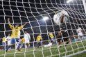 Lengvas brazilų žygis į ketvirtfinalį