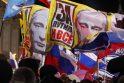Prieš V.Putiną nusistačiusios jėgos pasiekė kryžkelę