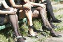 Moters kojos atskleidžia jos charakterį