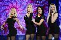 """Koncerte - """"Eurovizijos"""" hitai, istorijos apie tautinę diskriminaciją"""