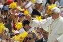 Popiežiaus pamokslas – lietuviškai