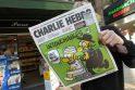 Prancūzų žurnalas išspausdino nuogo pranašo karikatūras
