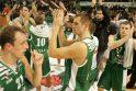 "Eurolyga: ""Žalgiris"" – ""Partizan mt:s"" 73:62"