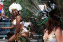 Noting Hilo karnavalas pasiekė pompastišką kulminaciją