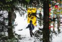 Kalniečių parke už 50 tūkst. litų įrengta žaidimų aikštelė