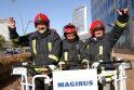 Virš savivaldybės pakilusi Vilniaus valdžia jautėsi saugiai