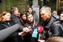 """Š.Jasikevičius: """"Žalgiris"""" turi problemų, bet Atėnų komandai bus sunku"""