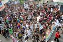 Prancūzai: neketiname baigti streikuoti