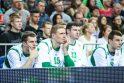 """Eurolygos sezoną """"Žalgiris"""" baigė skambiu akordu (komentarai)"""