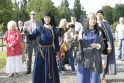 Klaipėdos jubiliejui – iškilminga vėliavos pakėlimo ceremonija