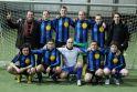 Žurnalistų futbolo čempionate triumfavo kauniečiai! (komentaras)