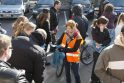 """""""Darom'10"""" Klaipėdoje: tūkstančiai žmonių tvarkė miestą (papildyta)"""