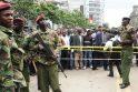 Kenijos sostinėje driokstelėjo galingas sprogimas