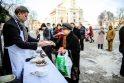 Maltiečiai Kaune vaišino gardžia sriuba