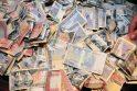 Su narkotikų verslu kovojusio pareigūno šeima reikalavo 1 mln. litų