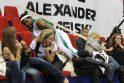 """""""Žalgiris"""" prieš CSKA – rezultatu 61:69 nugalėjo Maskvos klubas"""