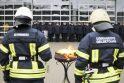 Sostinės ugniagesiai švenčia įkurtuves