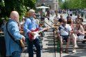 Koncertas Vilniaus Brodą išpopuliarinusiam maestro V. Kernagiui