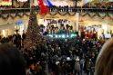 Kalėdos Kaune - be sniego, bet linksmos