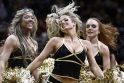 Lokauto metu NBA portaluose dominuoja naujienos apie šokėjas