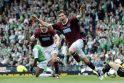 "Škotijos futbolo taurė - vėl ""Hearts"