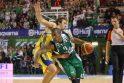 """""""Žalgiris"""" palaužė Rusijos krepšinio vicečempionus"""