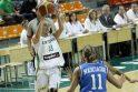 Lietuvos krepšininkės italėms neatsirevanšavo