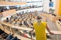"""M.Adomėnas: balsavusieji """"už"""" referendumą dėl AE išdavė tėvynę"""