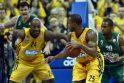 """Berlyne - skaudus ALBA komandos dūris """"Žalgiriui"""" (komentarai)"""