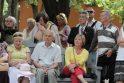 Miesto jubiliejaus proga pagerbti senieji klaipėdiečiai