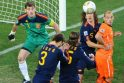 Ispanijos burtininkai užskriejo į pasaulio futbolo Olimpo viršūnę