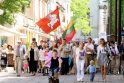 Kaune – dar vienas mitingas dėl Garliavos įvykių