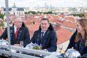 Gurmaniškai papietauti jau galima ir Vilniaus padangėje