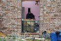 Teksase siautėję tornadai svaidė vilkikus ir plėšė namų stogus