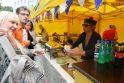 Klaipėdiečiai linksminosi Žvejų gatvės šventėje