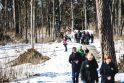 Panemunės šile iškelta per 100 naujų inkilų