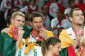 Rinktinės dovana šaliai: bronza keliauja į Lietuvą