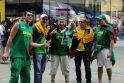 """Lietuviai į olimpines rungtynes bilietus perka """"iš rankų į rankas"""""""