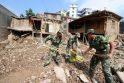Kinijoje purvo nuošliaužos nusinešė per 700 gyvybių