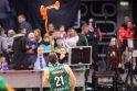 """LKL: """"Žalgiris"""" – """"Lietuvos rytas"""" 63:65"""