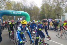 Uostamiestyje – belgiška dviračių lenktynių atmosfera