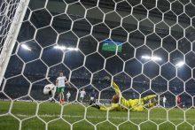 Italų atsarginius palaužę Airijos futbolininkai įšoko į atkrintamąsias varžybas