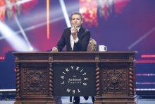 Andriaus Tapino šou Klaipėdoje