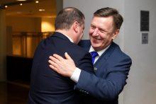 Vilniuje susitinka trijų Baltijos šalių premjerai
