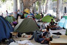 ES susitarimams dėl pabėgėlių įgyvendinti Lietuvai lieka metai
