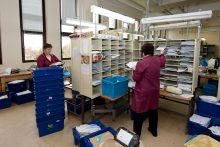 Lietuvos pašto įspėjimas: dėl prastų oro sąlygų gali vėluoti siuntos ir laiškai