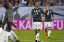 Vokiečiai – lietuvių favoritai ir Europos futbolo čempionate